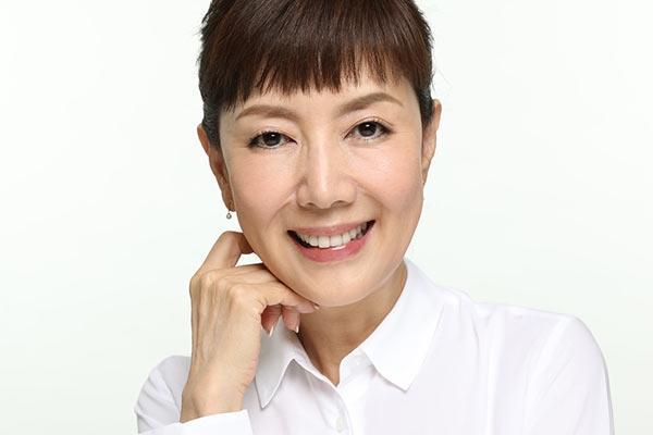 お綺麗な戸田恵子