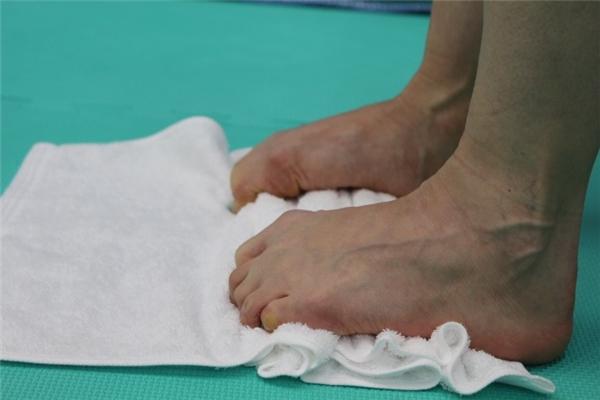 足の指を鍛えて悩み解消!木場式「足の指」エクササイズ