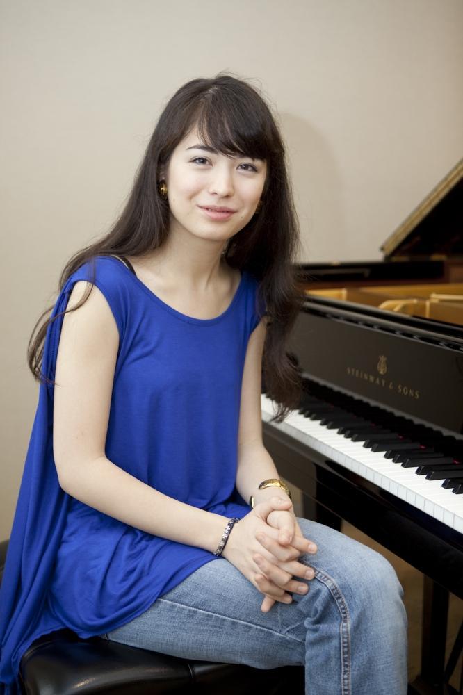 美しすぎるピアニスト アリス=紗良・オット インタビュー ...
