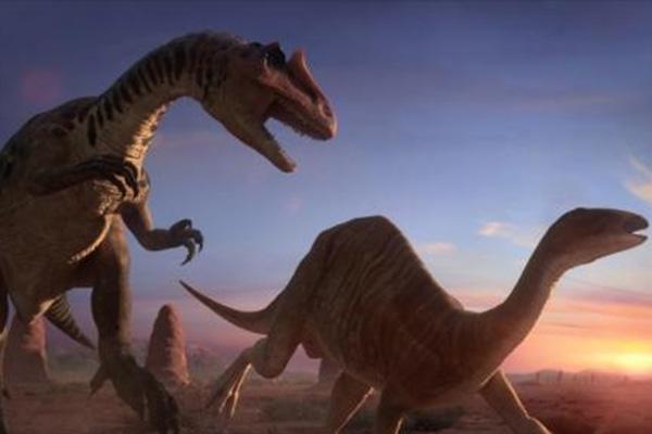 新たに発見された巨大恐竜たちを...